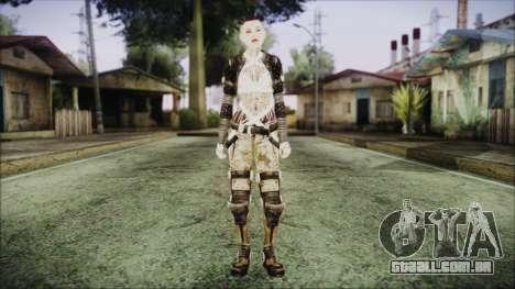 Barbie Punk para GTA San Andreas segunda tela