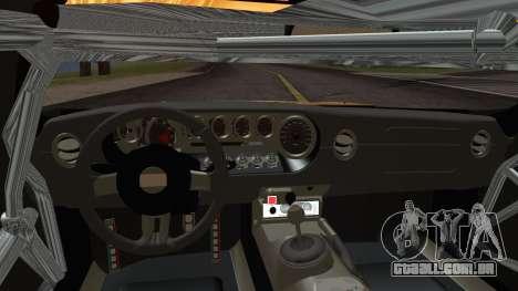 Ford GT-R mk.7 para GTA San Andreas vista direita