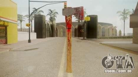 GTA 5 Katana para GTA San Andreas