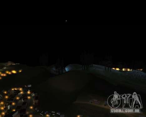 Project 2dfx 2015 para GTA San Andreas terceira tela