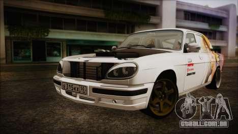 ГАЗ 31105 Deriva (Eterna Summer Edition) para GTA San Andreas
