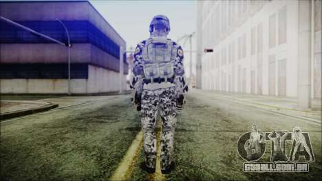 CODE5 Brazil para GTA San Andreas terceira tela