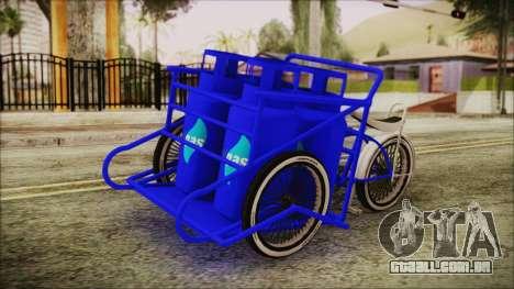 Bici Colgas para GTA San Andreas