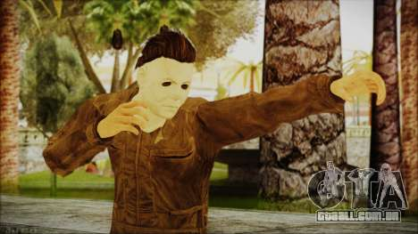Michael Myers Movie Halloween para GTA San Andreas