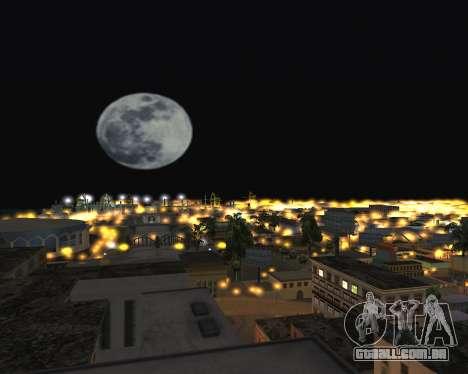 Project 2dfx 2015 para GTA San Andreas segunda tela