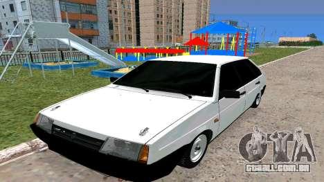 2109 THE БПАN para GTA San Andreas
