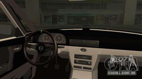 ГАЗ 31105 Deriva (Eterna Summer Edition) para GTA San Andreas vista direita