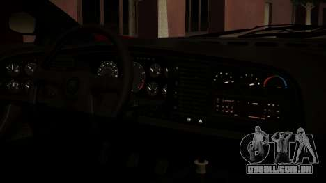 Jaguar XJ220 1992 HQLM para GTA San Andreas vista direita