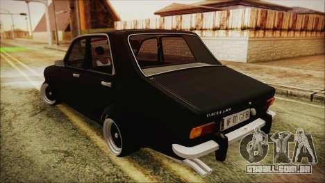 Dacia 1301LS GFB para GTA San Andreas esquerda vista