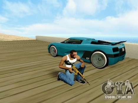Anti-Lag Enb (Baixa de PC) para GTA San Andreas terceira tela