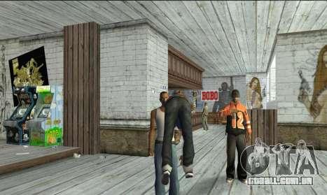 Para transportar o cadáver para GTA San Andreas