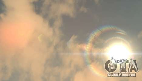 Cleo SkyBox para GTA San Andreas segunda tela