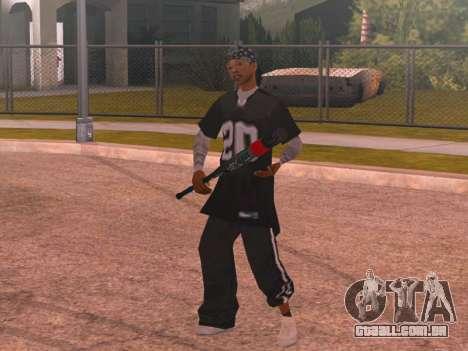 Welaso Boulevard Familis [Davis Pack] para GTA San Andreas segunda tela