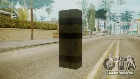 GTA 5 Satchel para GTA San Andreas segunda tela