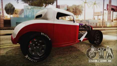 Ford 32 para GTA San Andreas esquerda vista