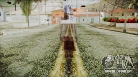 Ghost of Kayako Saeki para GTA San Andreas segunda tela