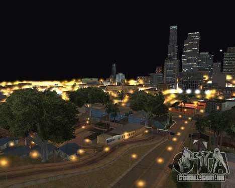 Project 2dfx 2015 para GTA San Andreas