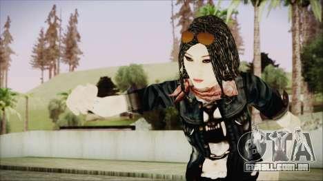 Home Girl Chola 1 para GTA San Andreas