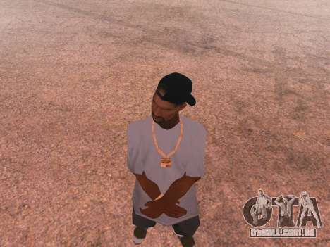 Welaso Boulevard Familis [Davis Pack] para GTA San Andreas por diante tela
