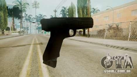 GTA 5 Tec9 para GTA San Andreas segunda tela