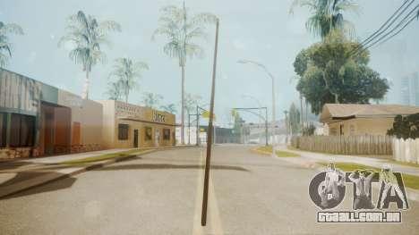 GTA 5 Pool Cue para GTA San Andreas segunda tela