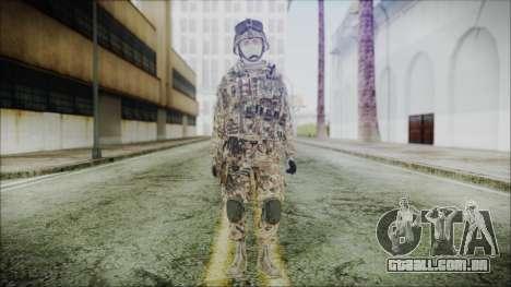 CODE5 Germany para GTA San Andreas segunda tela