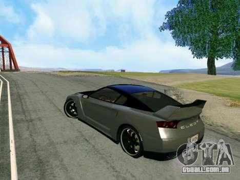 Anti-Lag Enb (Baixa de PC) para GTA San Andreas segunda tela