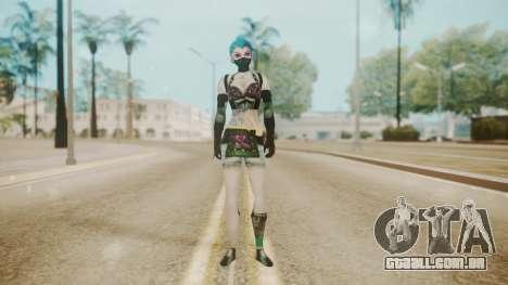 Jinxed Akali para GTA San Andreas segunda tela