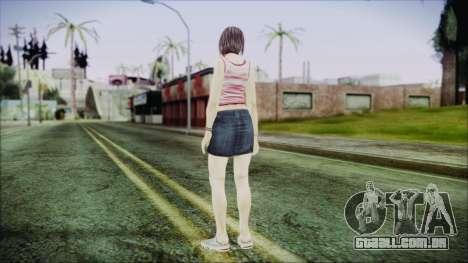 Ellen Silent Hill 4 para GTA San Andreas terceira tela