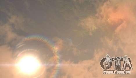 Cleo SkyBox para GTA San Andreas terceira tela