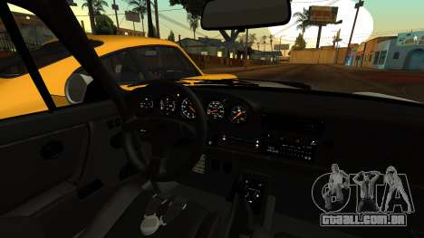RUF CTR Yellowbird (911) 1987 HQLM para GTA San Andreas vista direita