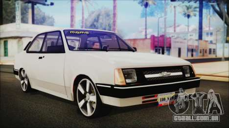 Chevrolet Chevette SLE 88 para GTA San Andreas
