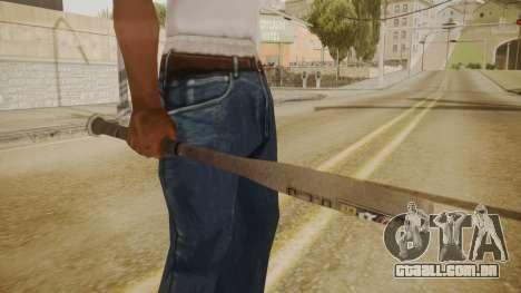GTA 5 Bat para GTA San Andreas terceira tela