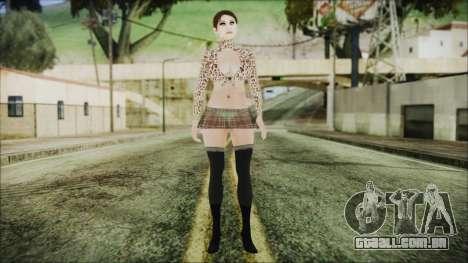Home Girl New Shfypro para GTA San Andreas