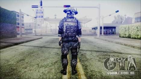 CODE5 China para GTA San Andreas terceira tela