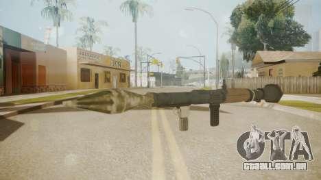 GTA 5 Rocket Launcher para GTA San Andreas