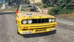 BMW M3 (E30) 1991 [10 strikes] v1.2