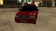 Subaru Forester 2006 para GTA San Andreas