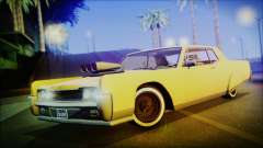 GTA 5 Vapid Chino Hydraulic Version IVF