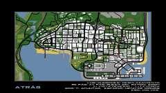 HD Radar Mapa
