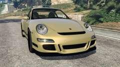 Porsche 911 (997) GT3 RS 2007