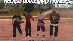 Welaso Boulevard Familis [Davis Pack]