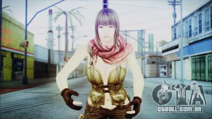 Mila from Counter Strike v2 para GTA San Andreas