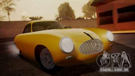 Mercedes-Benz 300 SL (W194) 1952 HQLM para GTA San Andreas