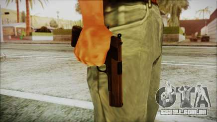 Original Colt 45 HD para GTA San Andreas