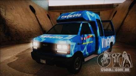 Vinewood VIP Star Tour Bus (Fixed) para GTA San Andreas
