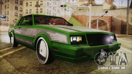 GTA 5 Faction LowRider DLC para GTA San Andreas