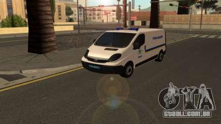 Opel Vivaro Polícia Da Ucrânia para GTA San Andreas