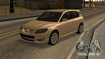 Mazda 3 MPS Tunable para GTA San Andreas