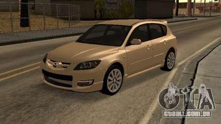 Mazda 3 MPS Tunable para GTA San Andreas